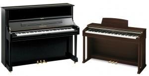 Классическое пианино или цифровое