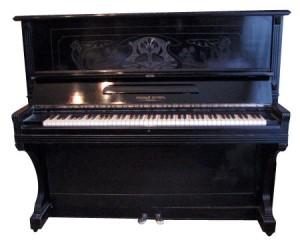 Вес пианино Красный октябрь