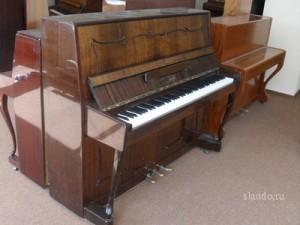 Вес современного пианино