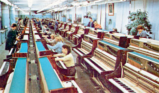 Фортепианная фабрика