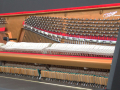 Пианино Сонет модернизированное, белое