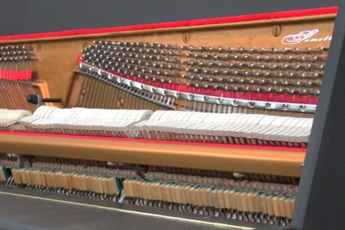 Современное пианино
